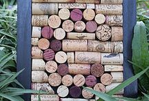 Put A Cork In It / Cool Craft ideas for Corks!