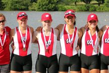 Badger Rowing / Official news, photos and videos of University of Wisconsin Rowing / by Wisconsin Athletics