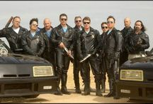Main Force Patrol- Incl. Pursuits, Interceptors, Cycles and THE Last of the V-8s