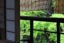 窓辺または縁先