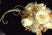 Prom corsages by Floral Excellence / Prom
