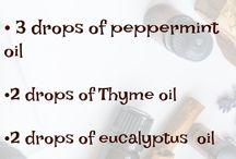 oil recipes for difuser