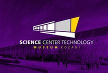 SCIENCE CENTER TECHNOLOGY MUSEUM KOZANI. Branding.