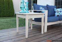 Capsule- SIDE TABLE