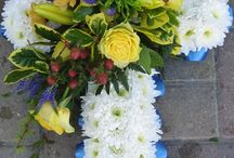 Bloomin' Chic Funeral flowers / Funeral Flower arrangements by Bloomin' chic