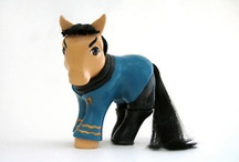 Fandom: Star Trek / by Michelle Simpson