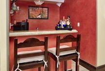 Eclectic Bar Design