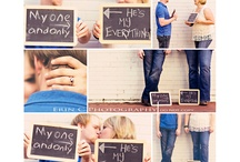 Engagement Session Inspiration / Engagement sessions from other photographers.
