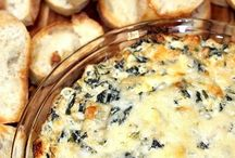 The Best Spinach Dip