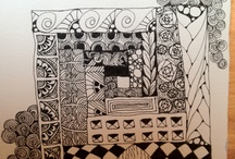 Zentangle Quilt Blocks / by Lindsay
