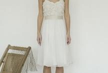 Hochzeitskleid / Wedding dress inspiration