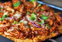 pizza / by Jennifer Boudreau