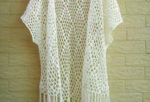 Kimonos tejidos