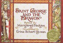 Saint George pattern ideas