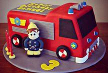 Cuty Birthday Cake