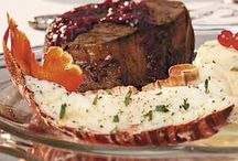 Meat/Fish/Poultry Main Dishes Recipes / Recipes that contain meat that I've tried or want to. / by Merredith Lloyd