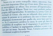 Instagram La #verità si può dire solo tra le righe di una storia sottovoce.  #Vonnegut #perleaiporci