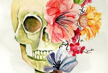 Skulls / by Jyz Reyes-Padilla