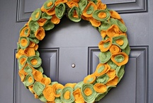 Wreaths / by Erika Riley