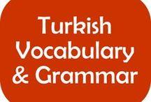 turkish vocabulary