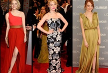 Inspiration from the Red Carpet
