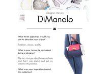 dimanolo interview handbag.com / Trends and ideeas