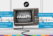 Inbound Marketing Q&A Video Series / #askph is a weekly social media video Q&A video show that is dedicated to answering all of your marketing questions in a bid to help businesses grow and prosper. Marketing doesn't need to be difficult.