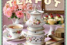 Tea and teapot
