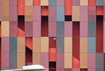 Farger på arkitektur