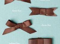 Bows DIY Ribbons