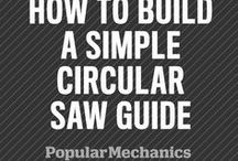 Circular Saw tracks and jigs