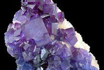 Gems and rocks / by Carol Rose