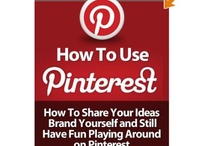 pinterest how to / by Marjorie Page