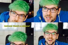 wuw, pretty guy. / Just Sean / JackSepticEye.