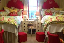 lauren dorm room