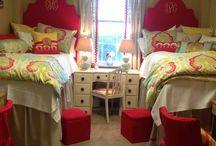 lauren dorm room