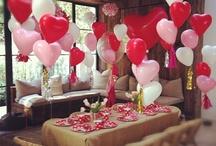 be my valentine / by Angeli Lee