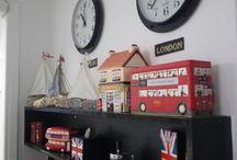British Centre / Language school decoration