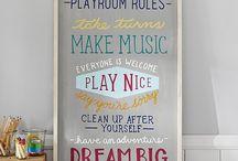 Future Kids Room/Playroom