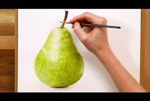 tutorial watercolor