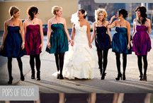 Bridal Party Attire