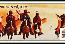 Victory Tea / ...it was considered an honor to raid an enemy camp, take horses and escape unharmed...
