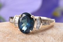 Indicolite Jewelry / by Liquidation Channel
