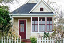 Home Ideas - Guest House / for when you have an overload of company...