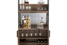 Stay In with a Home Bar