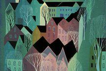 Illustrationen: Städte