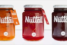 Sweet Jam Jar Labels & Packaging Design