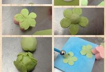 Cake decorating - fruit and vegetables