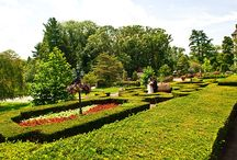 A Look at our Formal Gardens