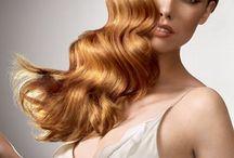 Haare / Wellenlocken